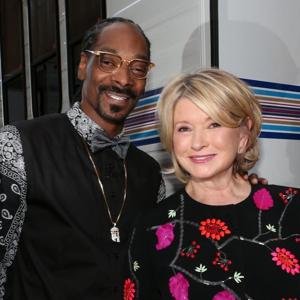 Martha Stewart and Snoop Dogg Are Hosting a New Cooking Show Together