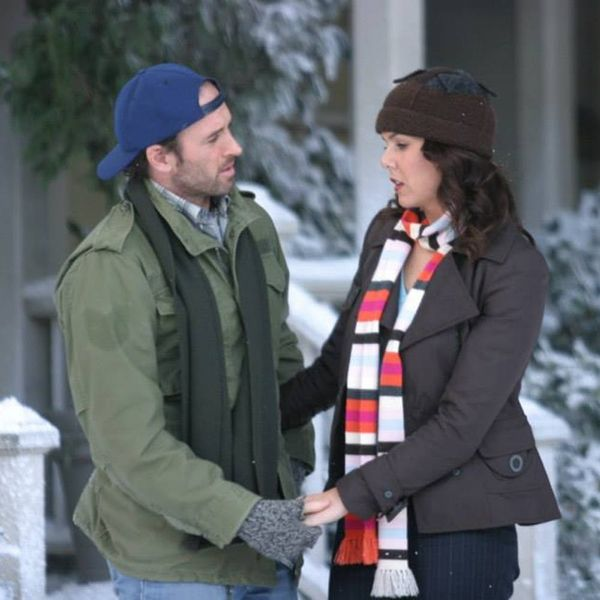The Gilmore Girls Reboot Will Bring Us the Scenes to End ALL Luke and Lorelai Scenes