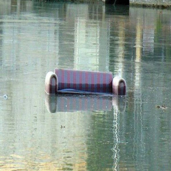 5 Tweets from the Rio Kayak Sofa That Will Have You in Hysterics