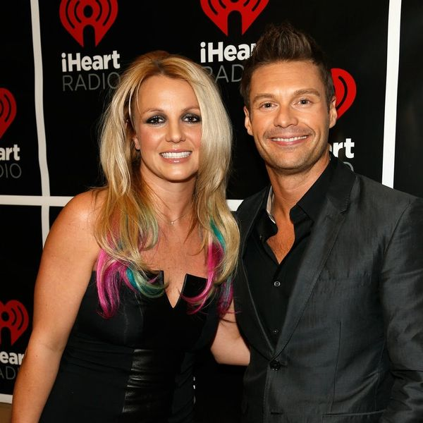 The Internet Is Living for Britney Spears's Reaction to Ryan Seacrest Being Straight
