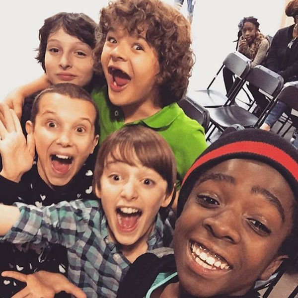 11 Times the Kids from Stranger Things Gave Us Serious #Squadgoals