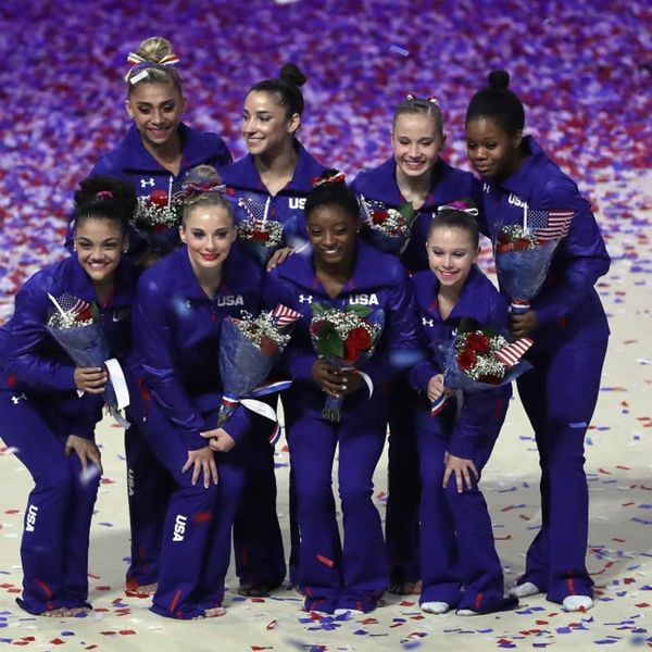 Then and Now: The 1996 Women's Gymnastics Team vs. Today's Squad