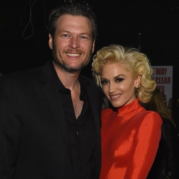 Gwen Stefani + Blake Shelton May Actually Be Tying the Knot After All