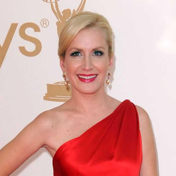 It's an Emerald Engagement Ring for The Office's Angela Kinsey
