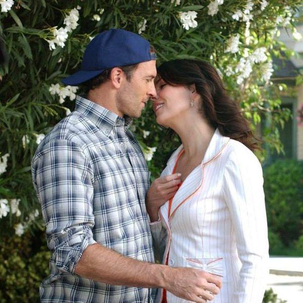 Gilmore Girls' Luke Is Definitely NOT Denying Those Lorelai Pregnancy Rumors