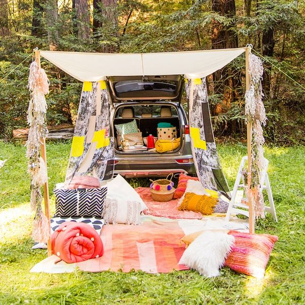 14 Essentialsfor Throwing a Glamping Bachelorette Party
