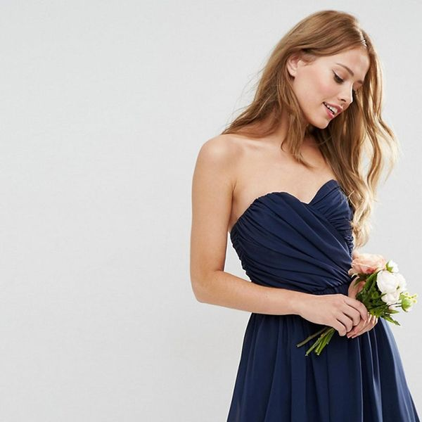 9 Short Bridesmaid Dresses Under $100