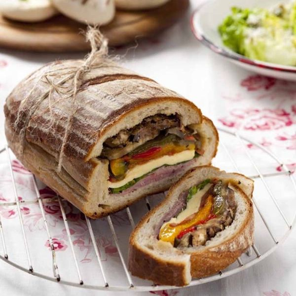 Stuffed Picnic Loaves Are the Food Hack You Need This Summer