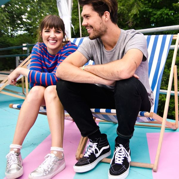 British Pop Duo Oh Wonder Reveal the Travel Beauty Secrets You MUST Know