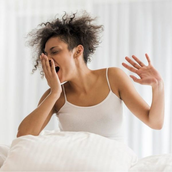 Tired? You Might Be Spending Too Much Time in Bed