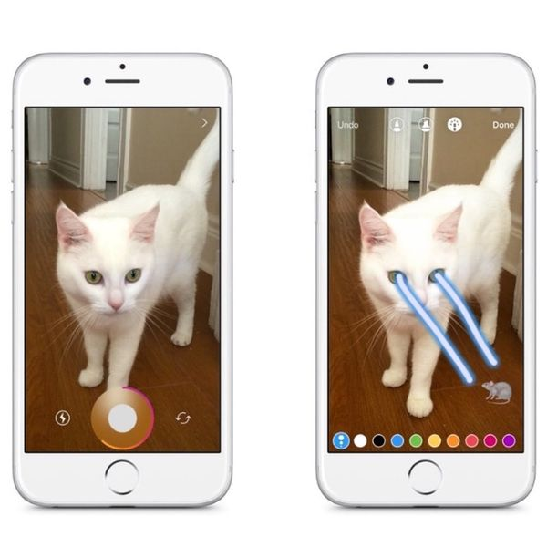 Instagram Stories Is the Latest Update in the Instagram Vs. Snapchat War