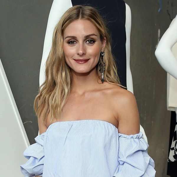 Olivia Palermo's Skinny Scarf Is a Chic AF Summer Trend