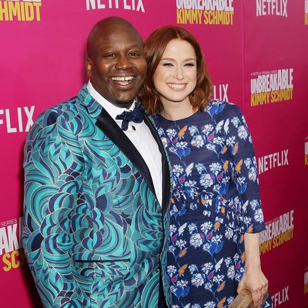 Ellie Kemper's Co-Star Just Revealed the Sex of Her Newborn Baby