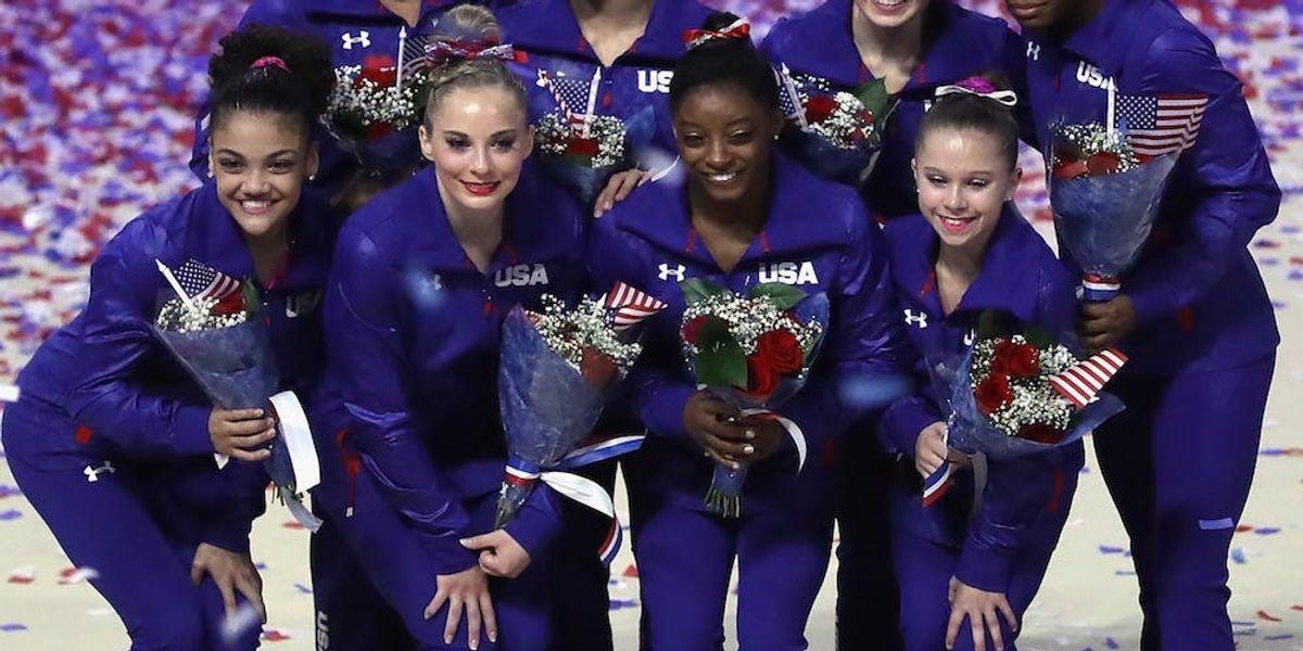 Gymnastics Medalists • Rhythmic Gymnastics Olympic All