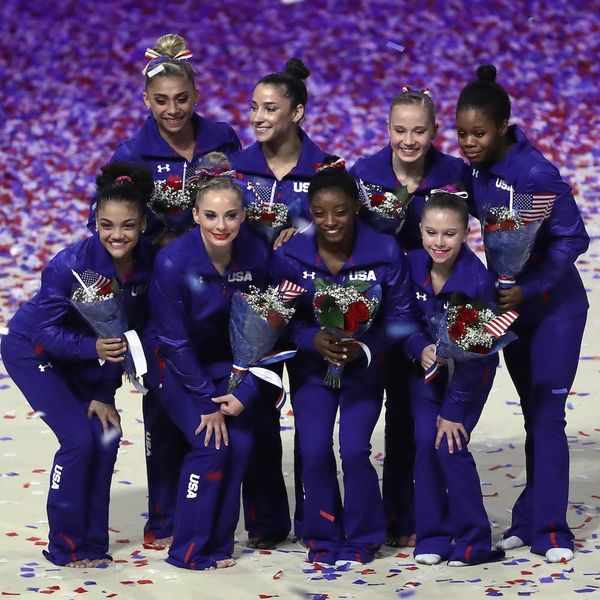 6 Olympic-Level Gymnasts Give Us the Scoop on What They Carry in Their Bags
