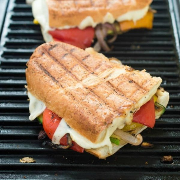 12 Veggie Panini Recipes That Will Send You Straight to Sandwich Heaven on Meatless Monday