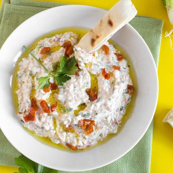 Whizz Up This Spicy 5-Ingredient Feta Dip in Just 2 Minutes!