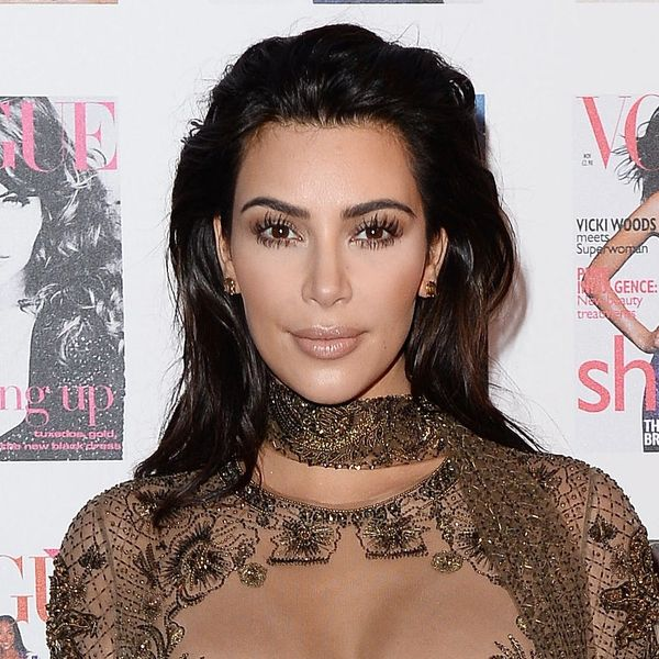 Kim Kardashian West's New Hair Is Sleeker + Chicer Than It's Ever Been