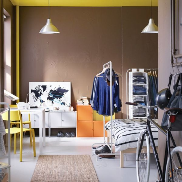 The Best Small Space Storage Ideas from the IKEA 2017 Catalog