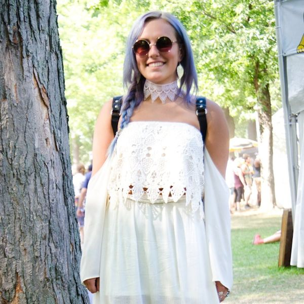 All Our Fave Street Style Looks from Osheaga, the Lollapalooza Rival in Montreal