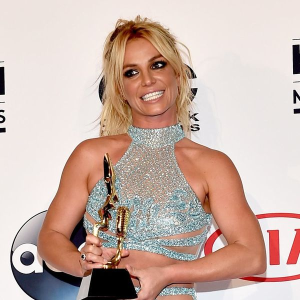 Britney Spears Inadvertently (or Brilliantly) Shaded Both Katy Perry AND Taylor Swift