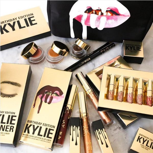 You Won't Believe How Much Kylie Jenner's Surprise Birthday Makeup Kit Costs