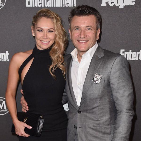 Morning Buzz! Former Dancing With the Stars Partners Kym Johnson and Robert Herjavec Are Married + More