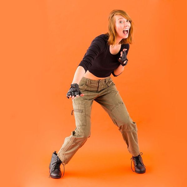 Halloween Hack: Kim Possible Costume for Redheads