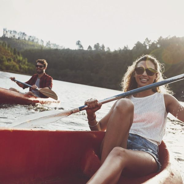 10 Date Ideas for Fitness Lovers That Don't Include Hitting the Gym