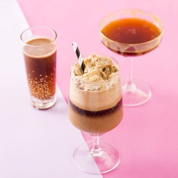 Three Boozy Ways to Espresso Yourself: Soda, Ice Cream and Caramel