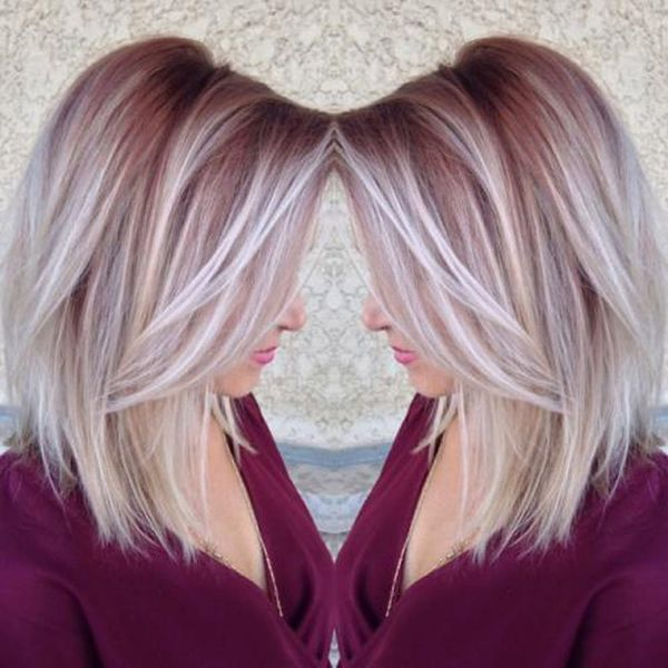 12 Icy Blonde Hairstyles That Are Too Cool to Miss
