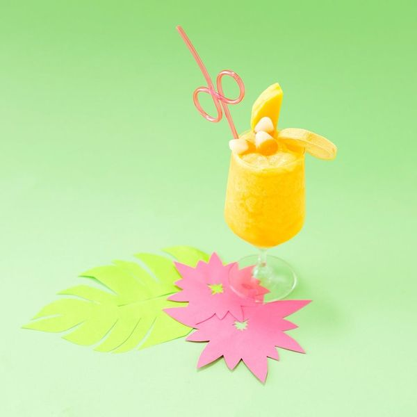 We Made Mango Peach Frosé from Trader Joe's Products and They're Delicious