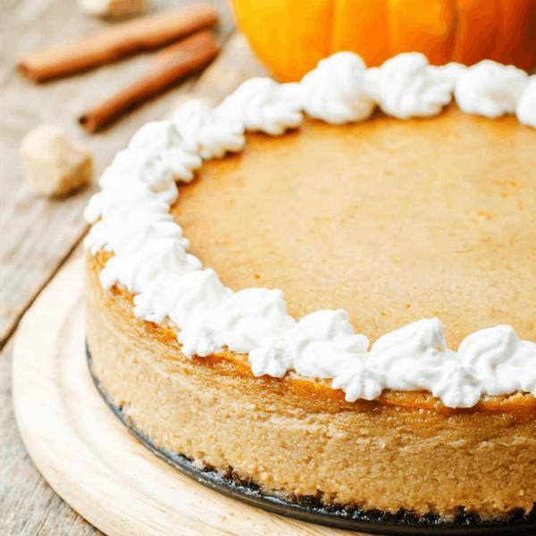 16 Swoon-Inducing Pumpkin Cheesecake Dessert Recipes