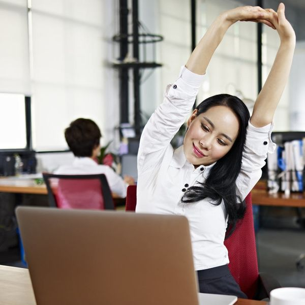 This Is How Much Exercise It ACTUALLY Takes to Make Up for Sitting All Day