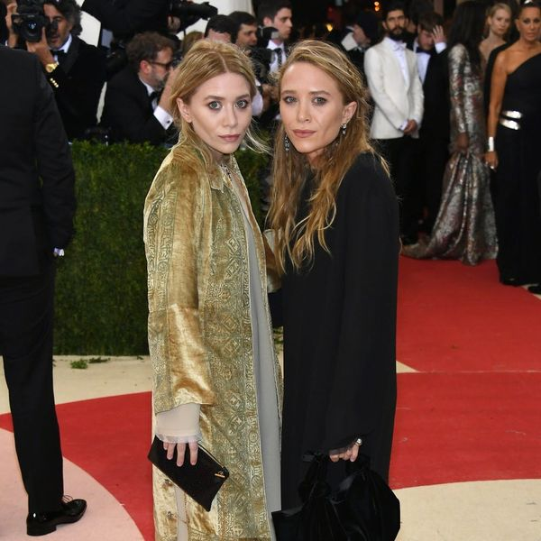 Mary-Kate and Ashley Olsen Are Totally Twinning (LOL) With a New Hair Shade