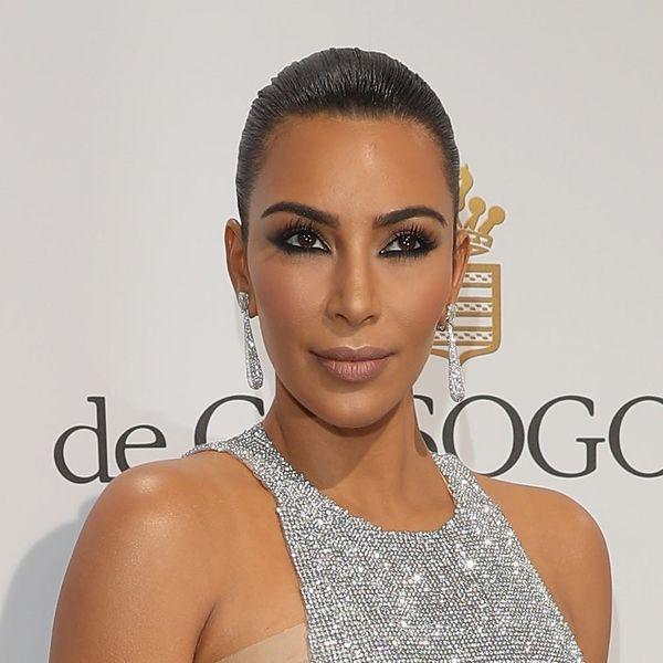 Kim Kardashian Just Added to the Rob and Blac Chyna Drama