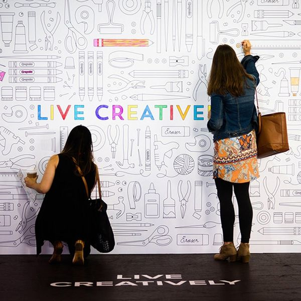 We're Now Accepting Submissions for New #IAMCREATIVE Grants!