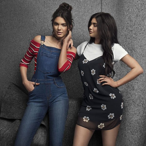 Kendall + Kylie Jenner's New Collection Will Give You '90s dELiA*s Vibes
