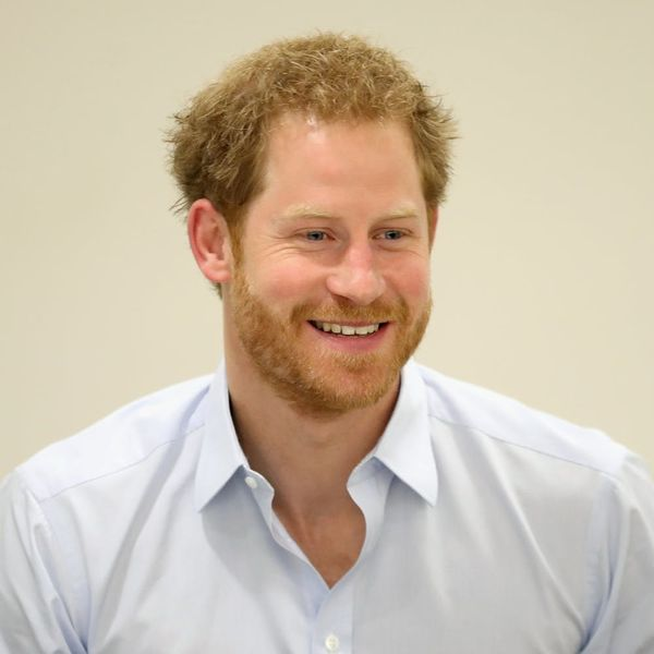 Prince Harry's HIV Test Had Completely Surprising Results