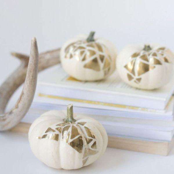 The Top Pinned Halloween Pumpkin Ideas from Pinterest