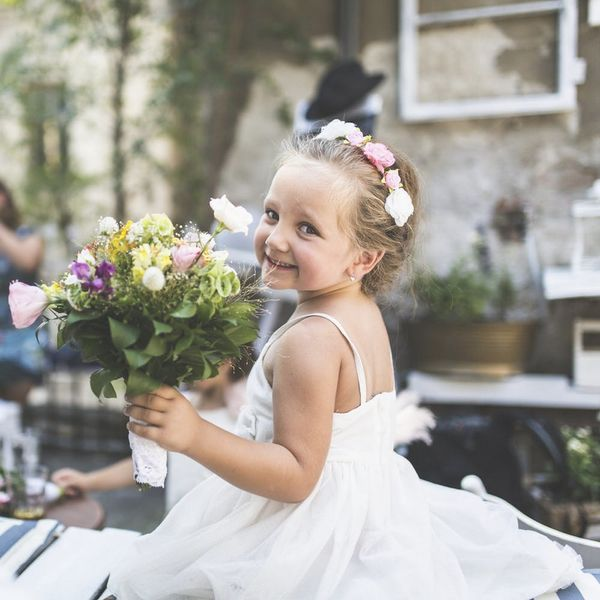 Weddings and Kids: Should You Invite Them?