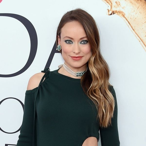 Olivia Wilde's Baby Bump Fashion Takes a Cue from Homer Simpson