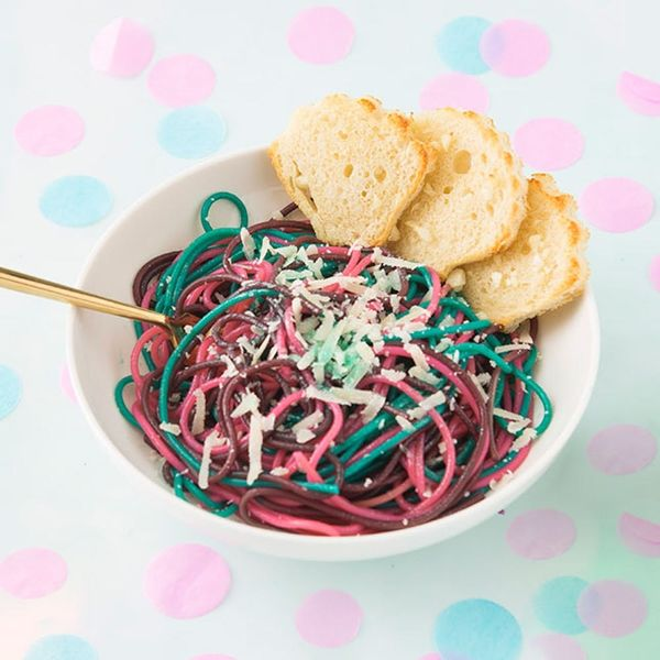 Serve Your Squad Mermaid Pasta to Fulfill Everyone's Mermaid Dreams