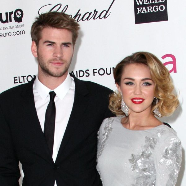 Miley Cyrus Swaps Her Engagement Ring for New Bling