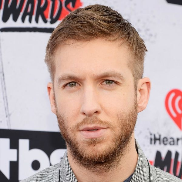 Drop Everything: Calvin Harris Just Partied With Kim Kardashian West
