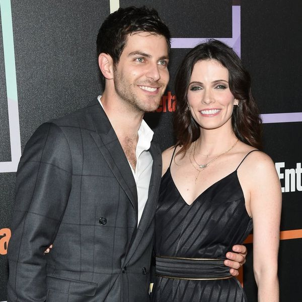 These Grimm Co-Stars Just Confirmed Their Engagement and the Vintage Ring Is TDF