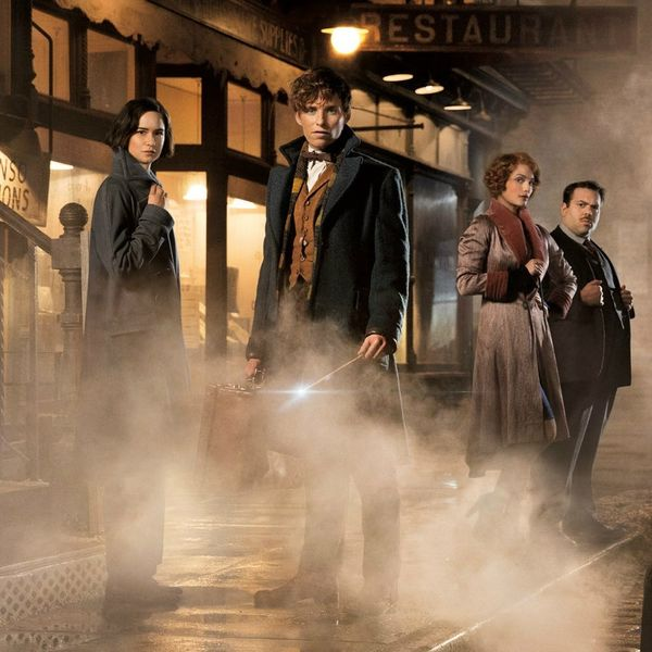 This Is Your First Look at the New Trailer for Fantastic Beasts