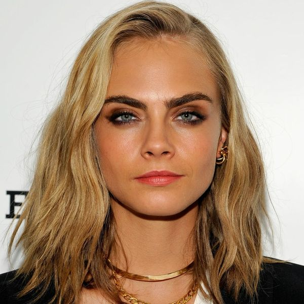 Check Out Cara Delevingne's Latest Animal-Themed Ink