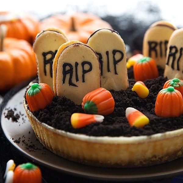 65 Scarily Simple No-Bake Halloween Treat Recipes