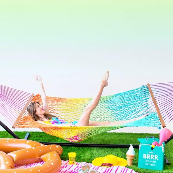 23 Comfy and Stylish Ways to Celebrate National Hammock Day